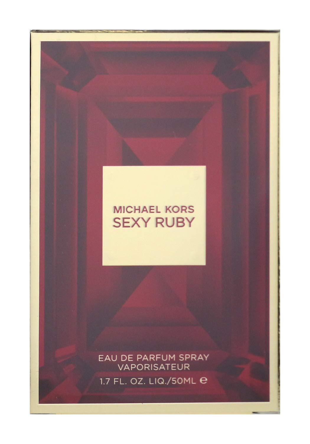 Michael Kors Sexy Ruby Eau De Parfum Spray For Women 1.0 Oz / 30 ml Brand New In Box Sealed