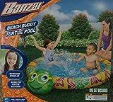 Best Banzai Kiddie Pools - Banzai Beach Buddy Turtle Pool Review