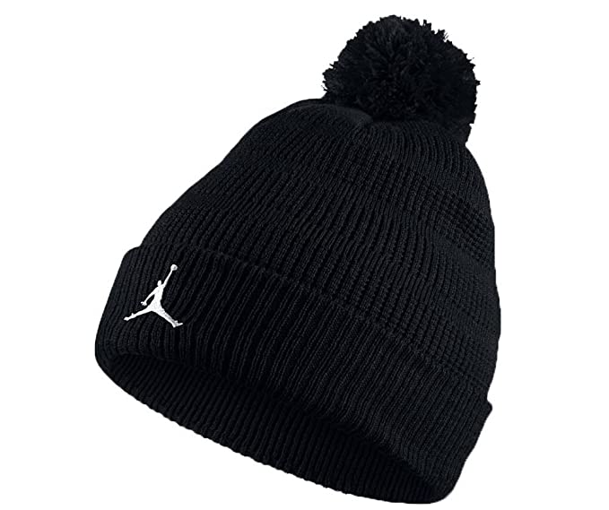 324c12809f4a4b purchase jordan jumpman knit hat 29d38 3c98b