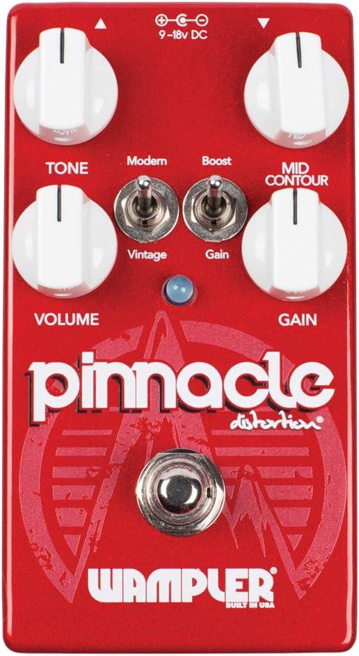 Wampler Pinnacle Standard V2 Distortion review