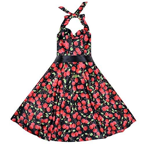 1950 halter neck dress patterns - 6