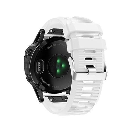 Correa de reloj barato para Garmin Fenix 5X - correa de banda de kit de lanzamiento