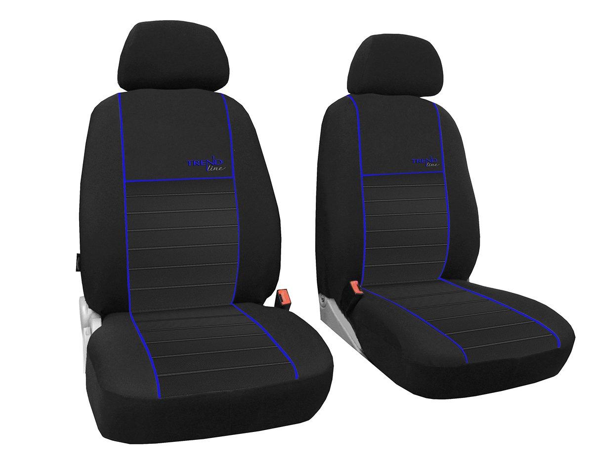 Sitzbez/üge passend f/ür NV200 Designe Trend line.Farbe dunkelrot POK-TER-TUNING Vordersitzbez/üge 1+1 In 6 Farben bei Anderen Angeboten erh/ältlich