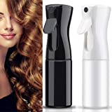 Weardear Water Spray Bottle Hairstyling Continuous Mist Trigger Sprayer for Taming Hair Sets & Kits