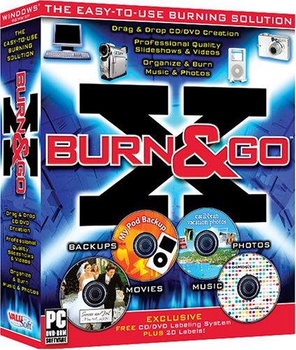 Burn & Go X (DVD)