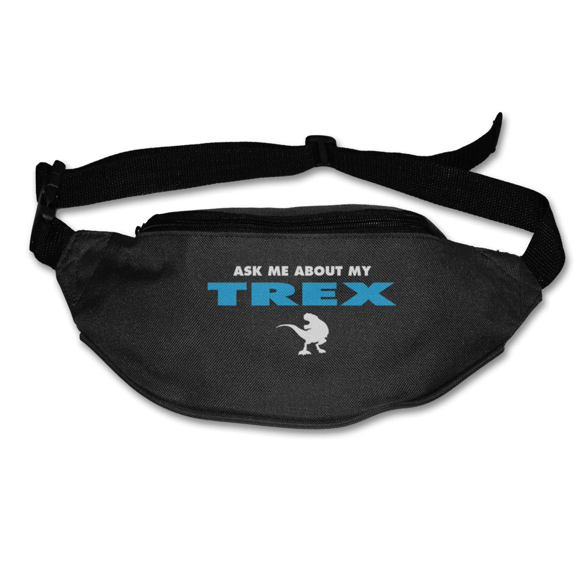 Ask Me About My Trex Sport Waist Bag Fanny Pack Adjustable For Run