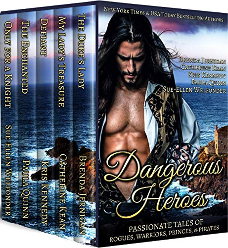 Pdf Romance DANGEROUS HEROES: PASSIONATE TALES OF ROGUES, WARRIORS, PRINCES & PIRATES