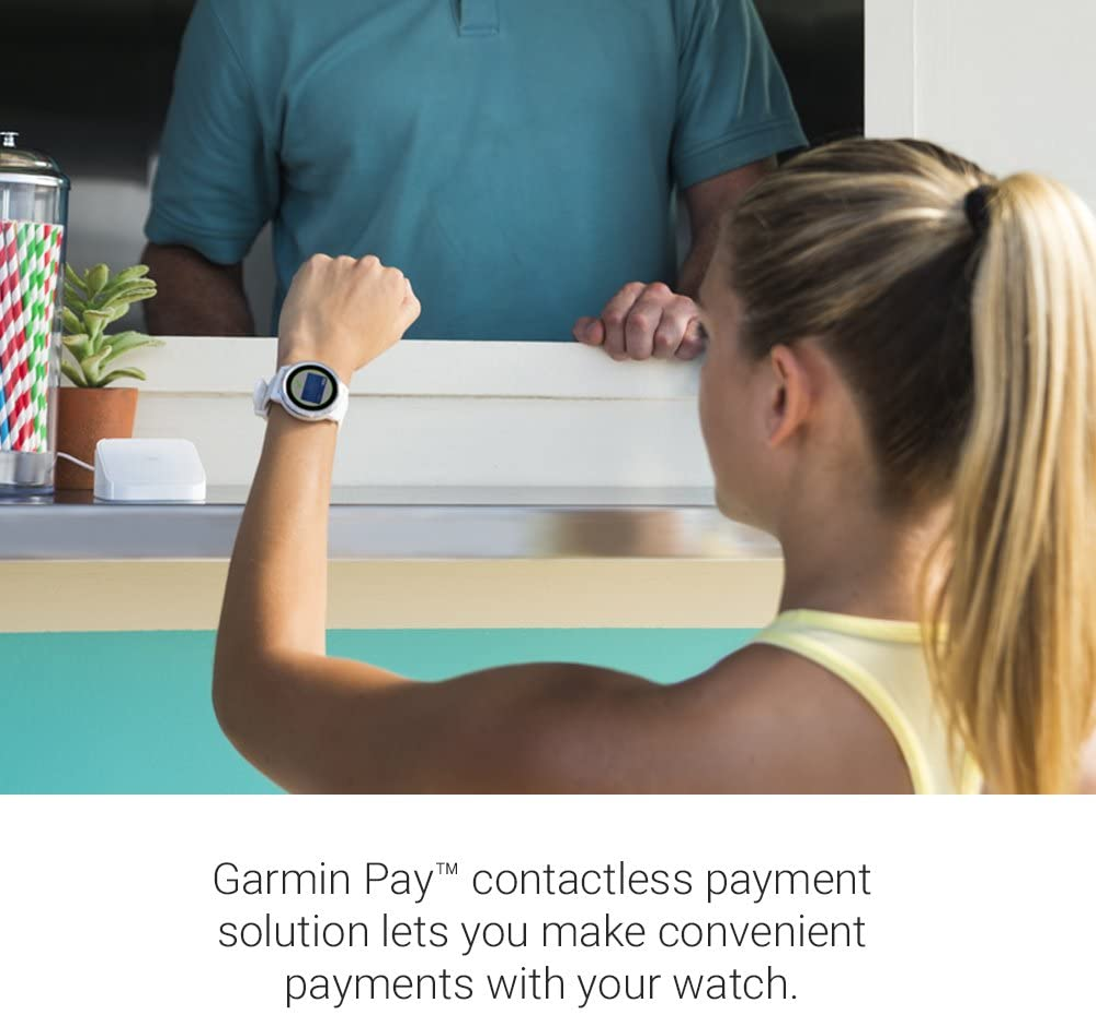 Garmin Smartwatch Vivoactive 3 GPS Mano Ciclismo Unisex Adulto ...