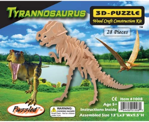 3D EPS Foam Puzzles Age 3+ Boats Children/'s Dinosaurs Insects