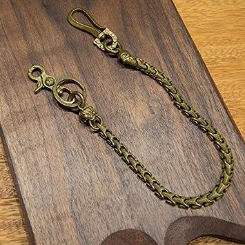 Amazon.com: Serpiente Bones forma Retro coleccionable latón ...