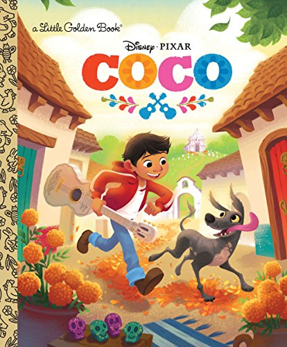 Coco Little Golden Book (Disney/Pixar Coco) - Literacy Play Centers Books