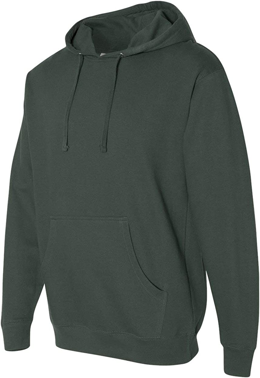 Independent Trading Co SS4500 Mens Midweight Hooded Sweatshirt