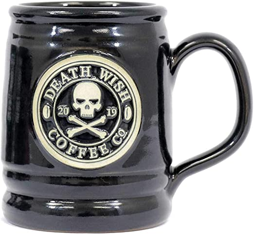*Sold Out* Death Wish Coffee 2019 Valhalla Java Odinforce Tankard Deneen Mug