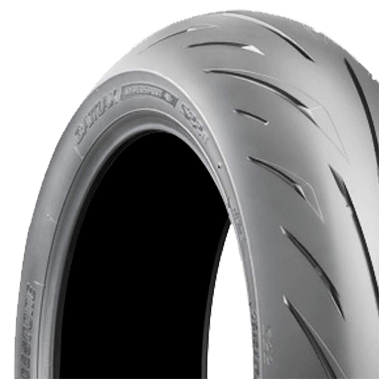 Bridgestone 160//60 ZR17 BT S22 Rear Motorradreifen 69W