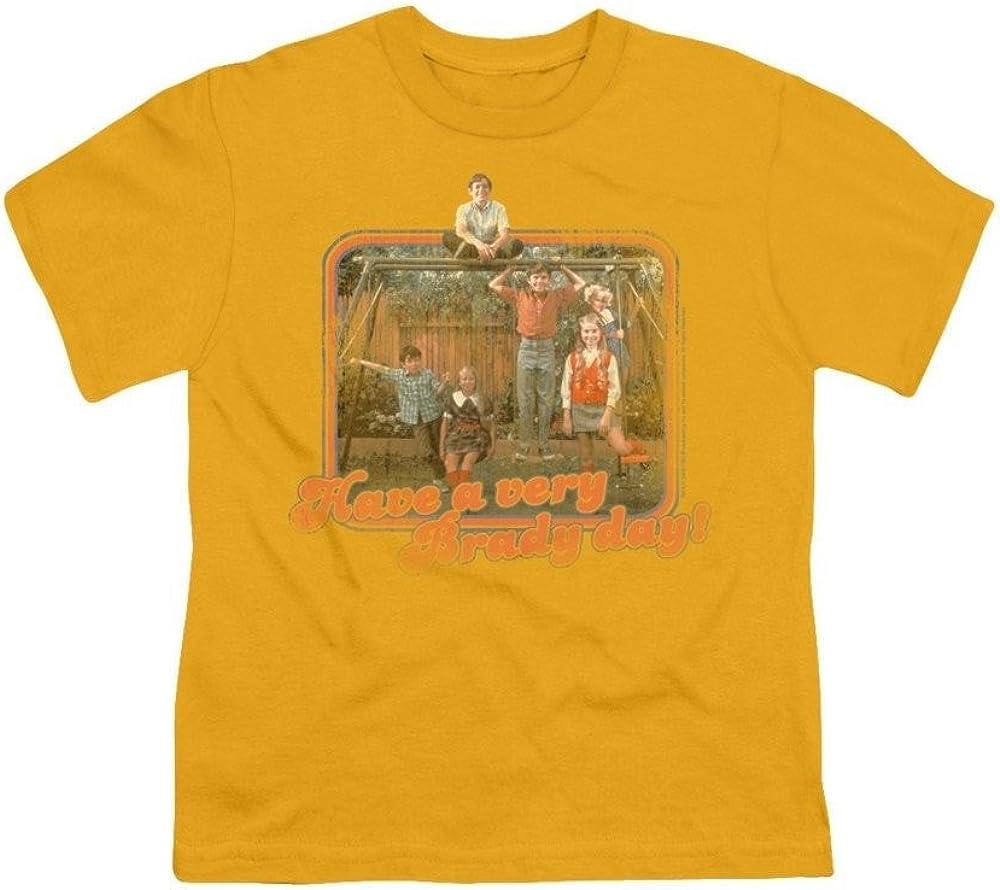 Brady Bunch Have A Very Brady Day Youth T-shirt