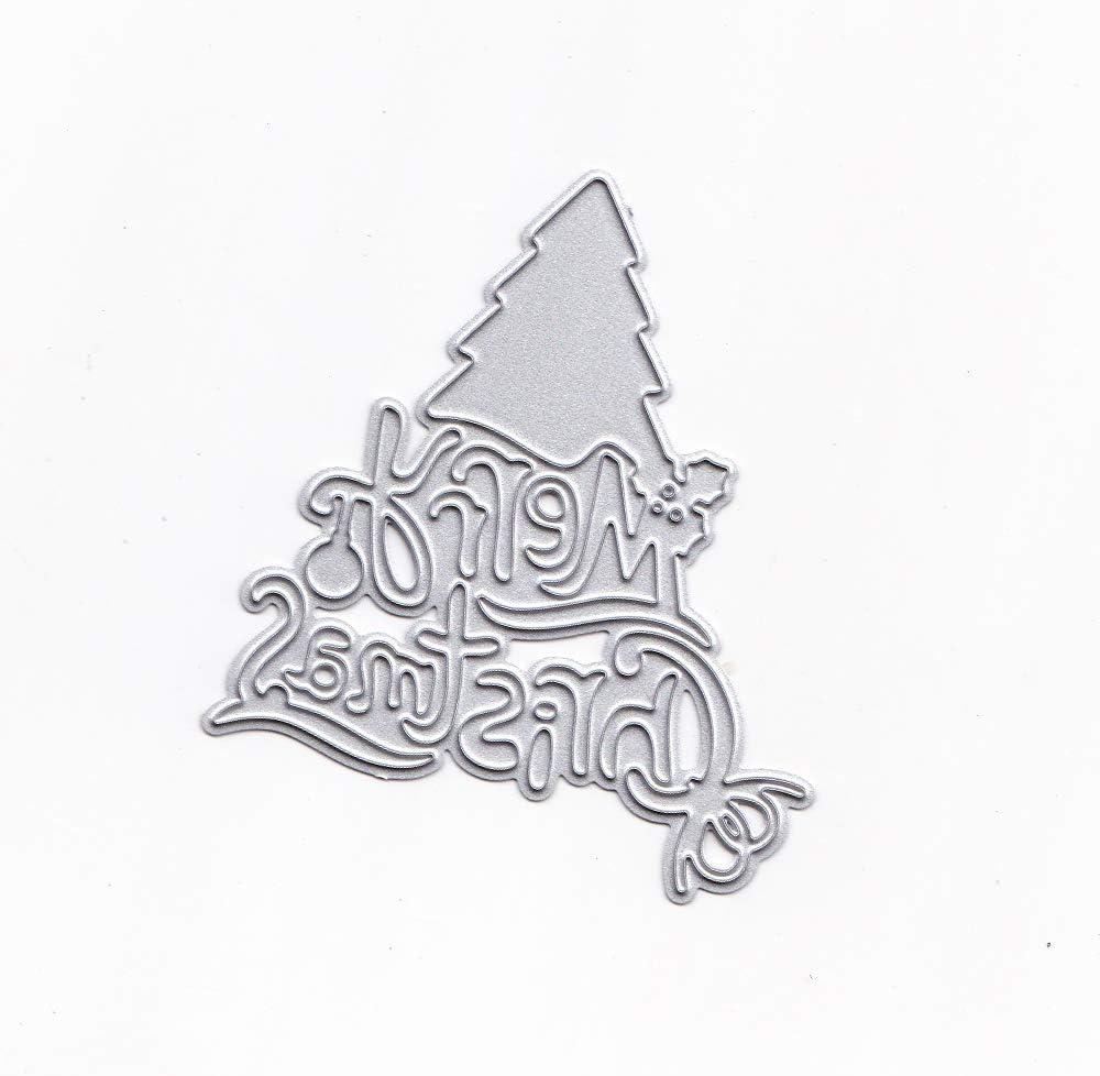 Metal Die cutting Dies For DIY Scrapbooking Photo Album Decorative Embossing Folder Stencil