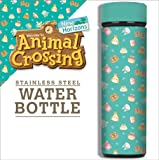 Controller Gear Authentic and Officially Licensed Animal Crossing: New Horizons - Nintendo Stainless Steel Water Bottle…