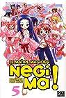 Le Maître magicien Negima ! Tome 5 par Akamatsu