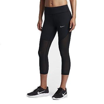 Nike W nk PWR Cool Epic Lux Crop Leggings, Damen: Amazon.de: Sport ...