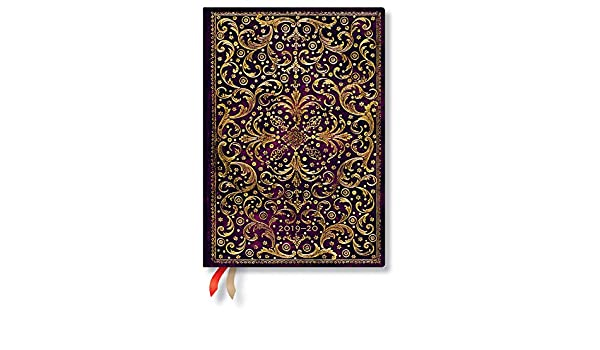 Amazon.com : Paperblanks 18 Month Planner and Calendar with ...