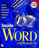 Inside Word for Windows 95, Bill Camarda, 1562053558