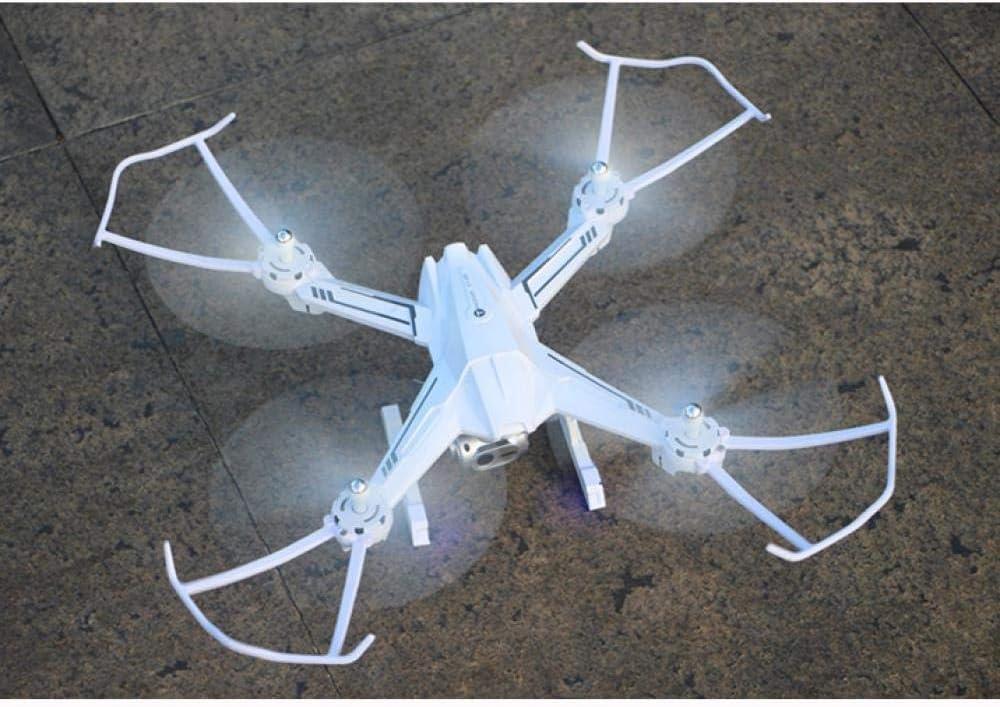 UAV WIFIカメラドローンXY-S5クアドロコプターWifi FPV HDリアルタイム2.4G 4CH RCヘリコプタークアッドコプターRCドロンおもちゃ飛行時間15分、ホワイトWiFi
