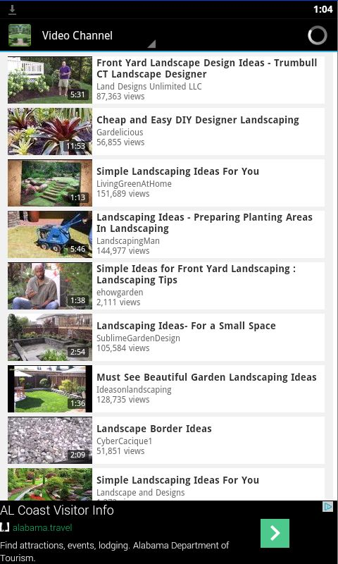 Landscape design master appstore para android for Garden design amazon