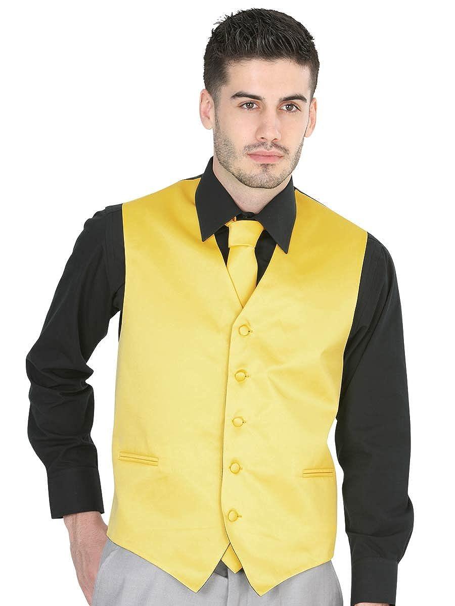 CHA Chaleco El General Elvesttieset 100/% Polyester ID 40317 Lemon