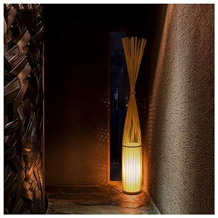 Amazoncom Qpsgb Floor Lamp Bedroom Table Upright Creative