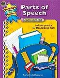 Parts of Speech, Grades 3-4, Kartchner Clark Sarah, 0743933397