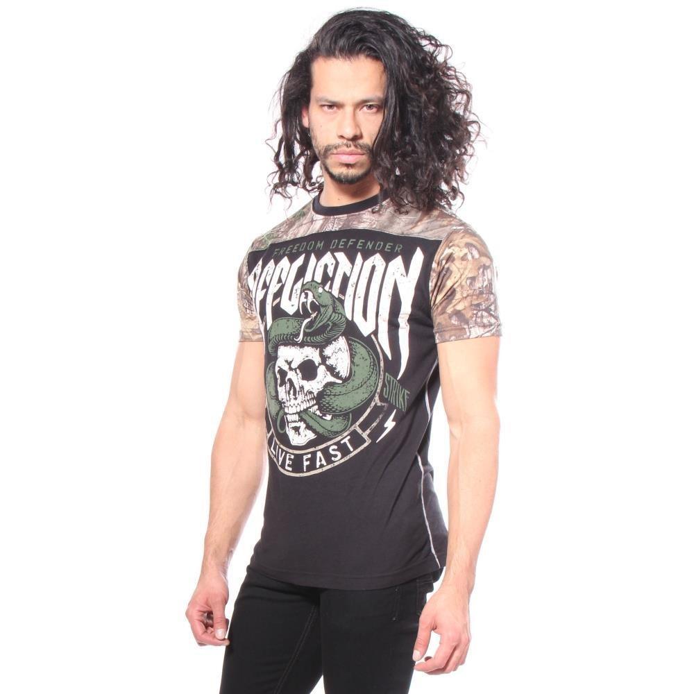 Affliction Mens Edge Graphic T-Shirts