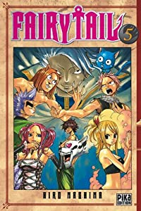 """Afficher """"Fairy Tail n° 5 Fairy Tail (tome 5)"""""""