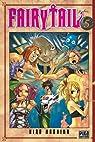 Fairy Tail T05 par Mashima