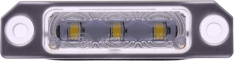 alle passenden Modelle in der Produktbeschreibung! VINSTAR LED Kennzeichenbeleuchtung E-gepr/üft CAN-Bus 18 LEDs je Modul 6000 Kelvin kompatibel mit Ford