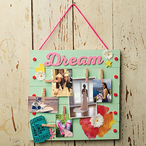 61KGecdITBL - CRAFTIVITY Dare to Dream Board Craft Kit