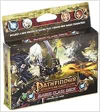 Pathfinder Adventure Card Game: Magus Class Deck: Amazon.es ...