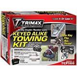 Trimax TCP100 Keyed Alike Combo Pack