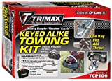 Trimax TCP100 Keyed Alike Combo Pack