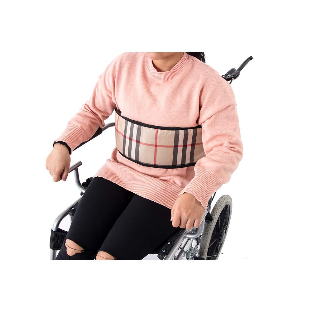 Amazon.com: Cinturón de asiento para silla de ruedas ...