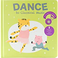 Cali's Books Dance with Me to Classical Music. Press, Listen and Dance Along! ! Children's Classical Music Dance Book…