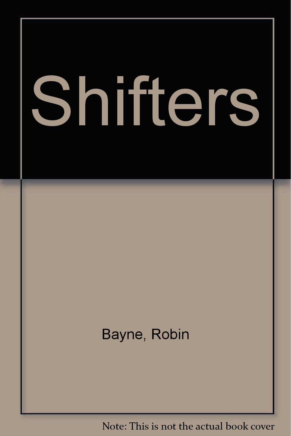 Download Shifters pdf