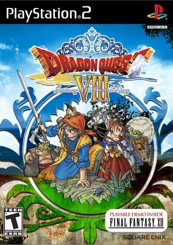 Dragon Quest VIII: Journey of the Cursed King (Renewed)