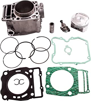 Cylinder Piston Head Gasket Top End Kit for Polaris Sportsman 500 1996-2013