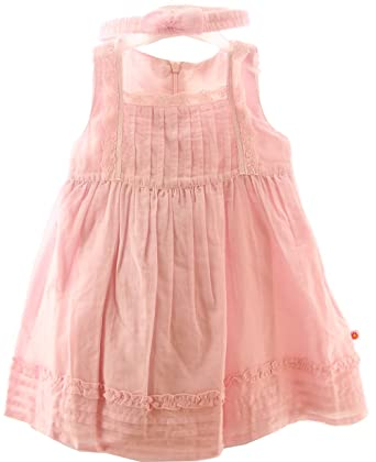 brand new 0704d 08a4d Cutey Couture Kleid Baby Kleidchen & Stirnband 74 80 86 92 ...