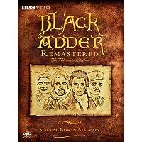 Black Adder Remastered on DVD