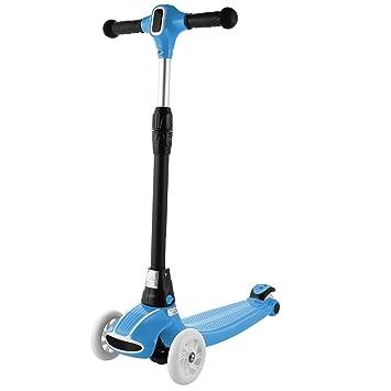 ancheer R5 Niños Scooter - Patinete, ajustable y plegable ...