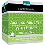 Dilmah Exceptional Arabian Mint and Honey, 40 Grams
