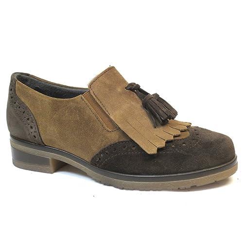 Venta de alta calidad en línea Precio barato de Nicekicks Pitillos Zapato Marron Piel xt8oAyxX