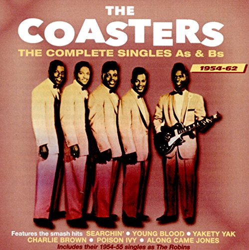 (Complete Singles As & Bs 1954-62 )