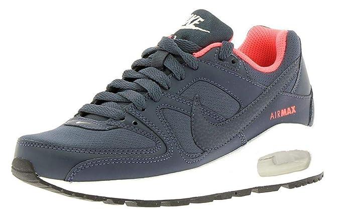 Nike Air Max Command Flex (PS) Zapatillas Deportivas Niña Azul - Azul, 31 EU: Amazon.es: Ropa y accesorios